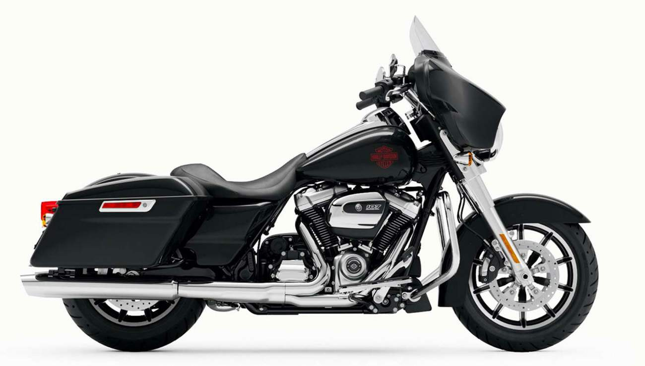 Harley-Davidson Harley Davidson Electra Glide Standard technical specifications